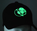 DNB LEAGUE hemp cap - glowing