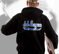 DNB LEAGUE sweatshirt